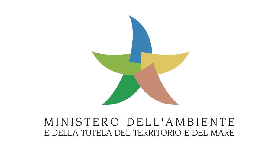 Ministero dell'Ambiente e della Tutela del Territorio e del Mare Logo