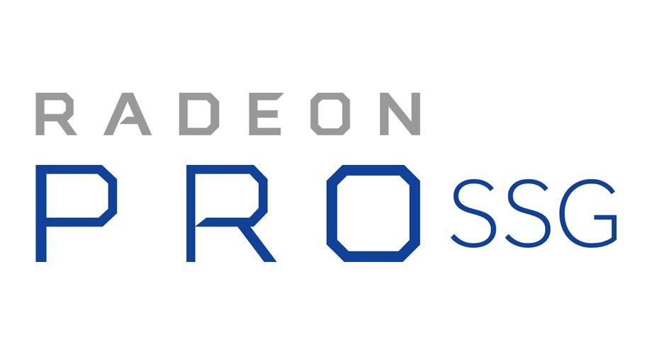 Radeon Pro SSG Logo