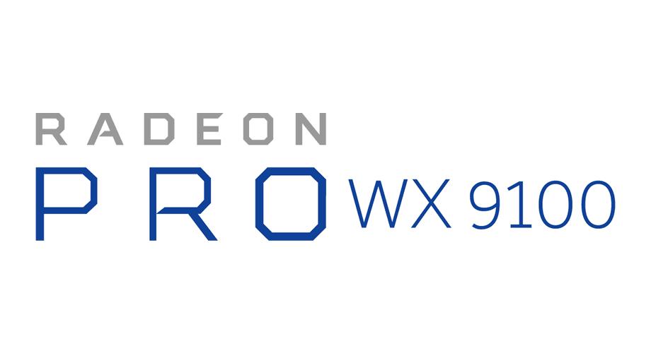 Radeon Pro WX 9100 Logo