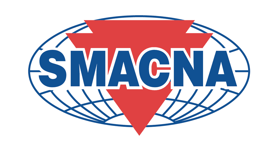 Sheet Metal and Air Conditioning Contractors' National Association (SMACNA) Logo