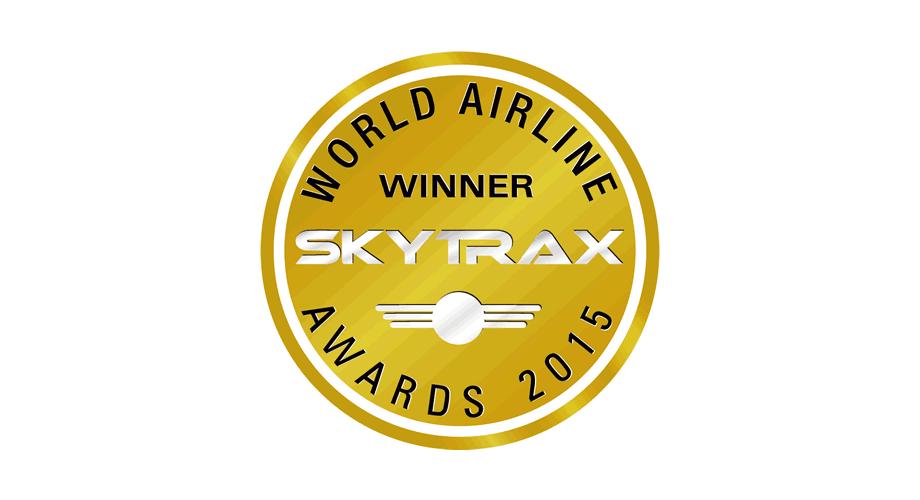 Skytrax World Airline Awards 2015 Winner Logo