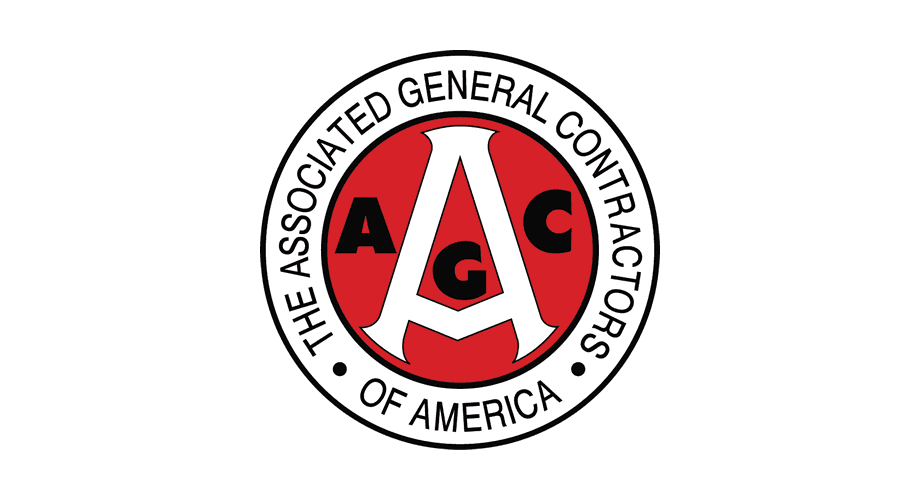 The Associated General Contractors of America (AGC) Logo