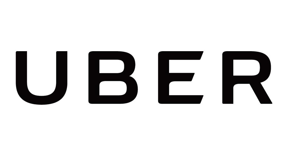 Uber 优步 Logo