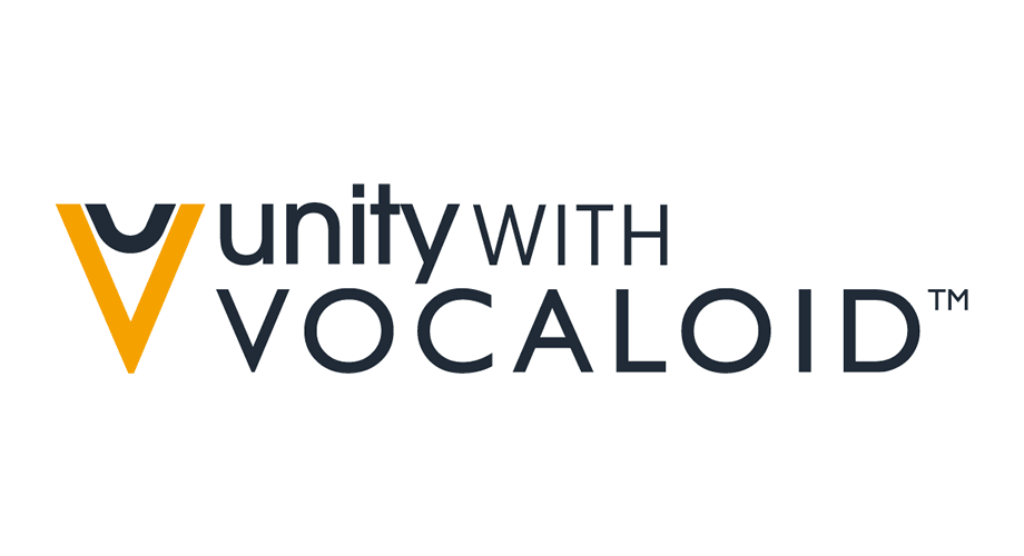 Unity with VOCALOID Logo