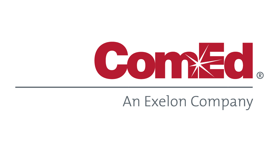 Commonwealth Edison Company (ComEd) Logo