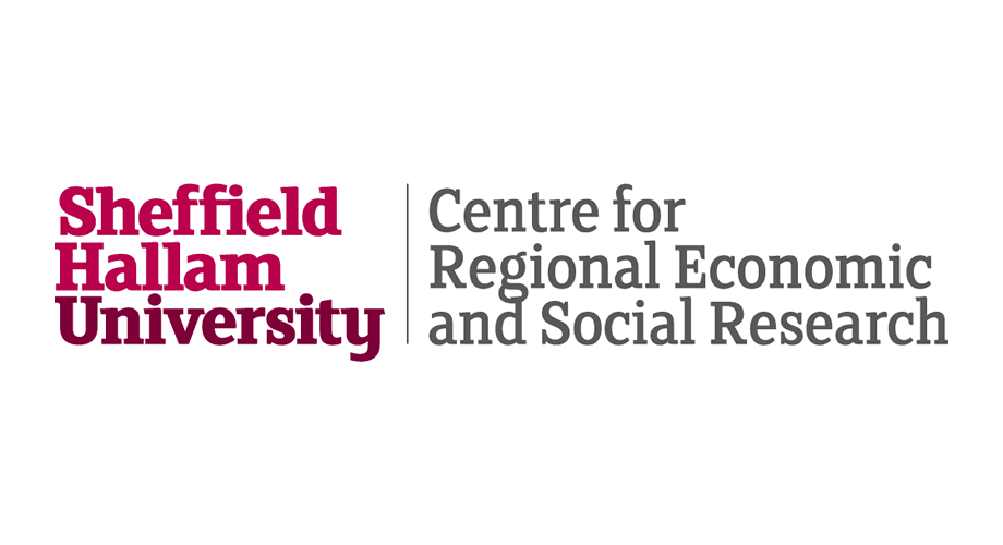 Sheffield Hallam University Centre for Regional Economic and Social Research Logo