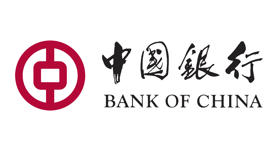 Bank of China 中國銀行 Logo