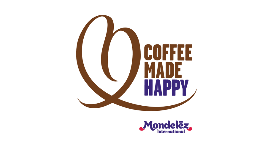 Coffee Made Happy by Mondelēz International Logo