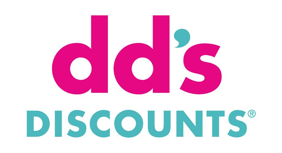 dd's DISCOUNTS Logo