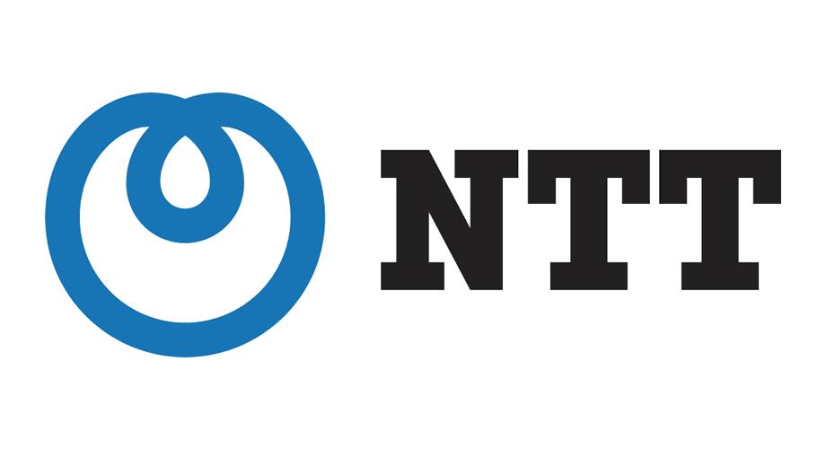 Nippon Telegraph & Telephone (NTT) Logo