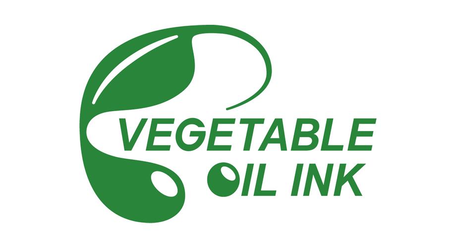 Vegetable Oil Ink Logo