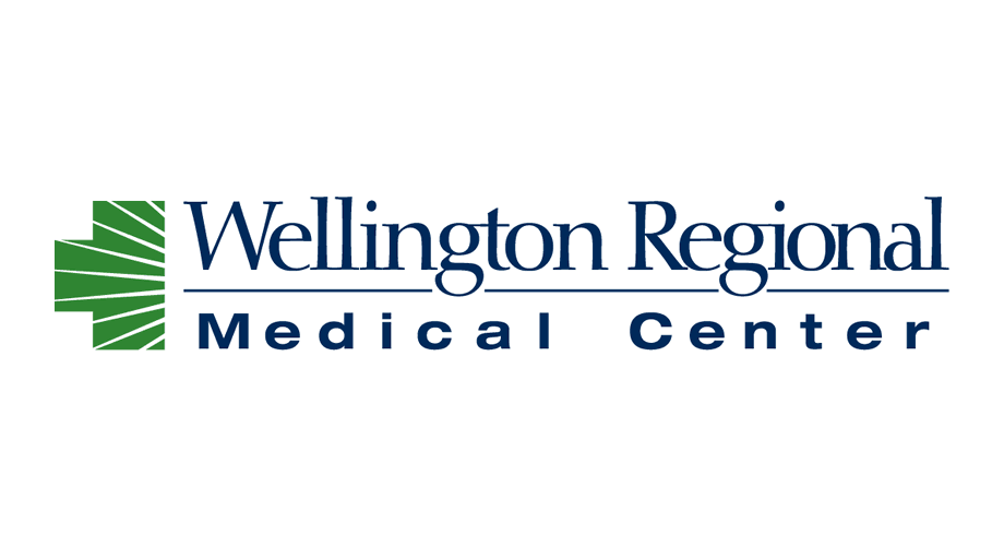 Wellington Regional Medical Center Logo