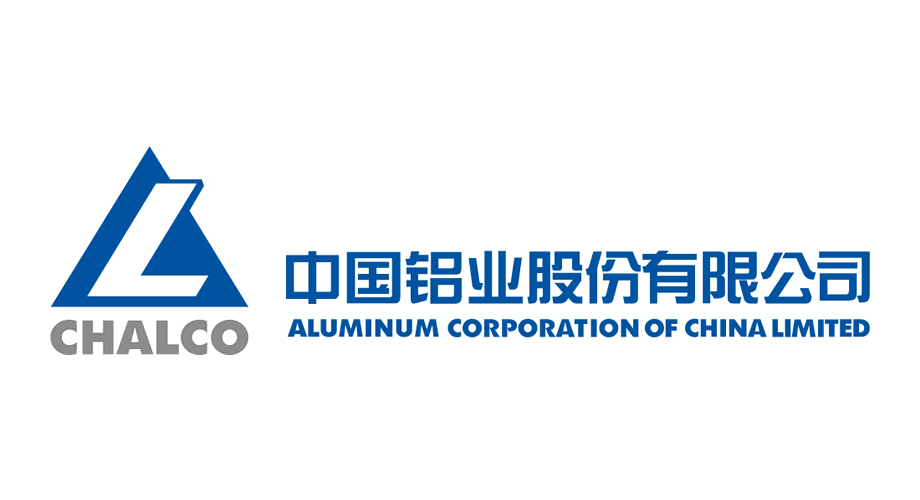 中国铝业股份有限公司 Aluminum Corporation of China Limited Logo