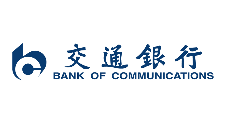 Bank of Communications 交通银行 Logo
