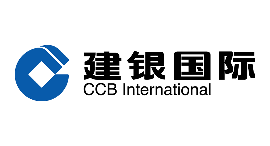 建银国际 CCB International Logo