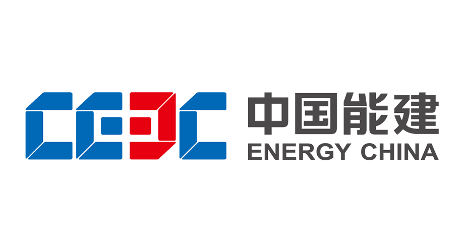 CEEC 中国能建 Energy China Logo
