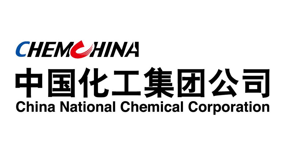 ChemChina 中国化工集团公司 China National Chemical Corporation Logo