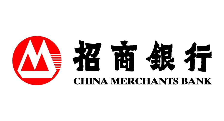 招商银行 China Merchants Bank Logo