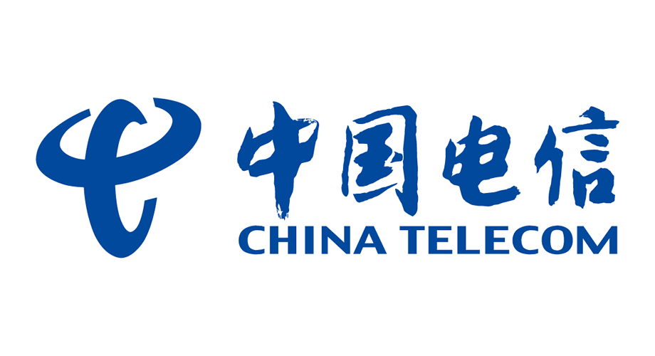 China Telecom 中国电信 Logo