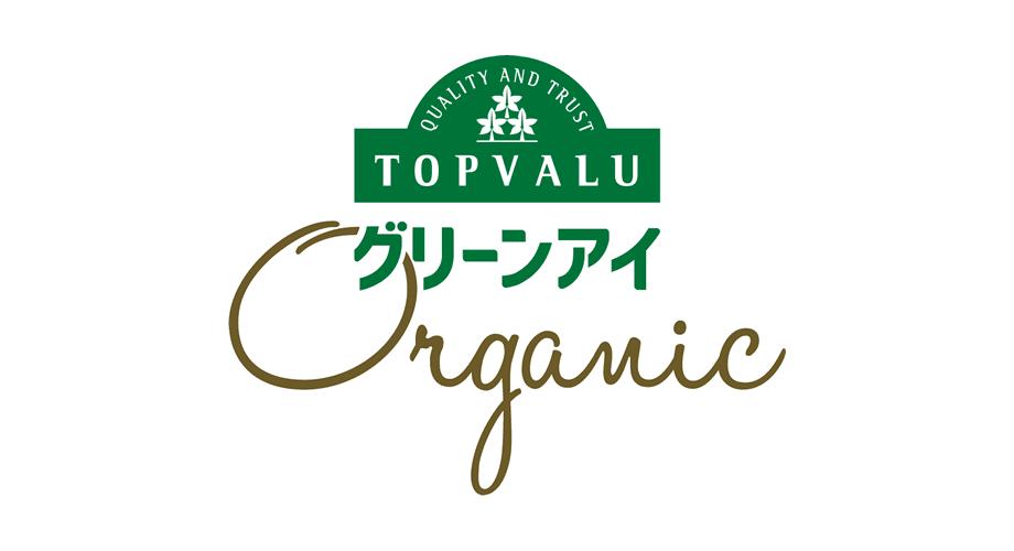 TOPVALU Gurinai Organic Logo