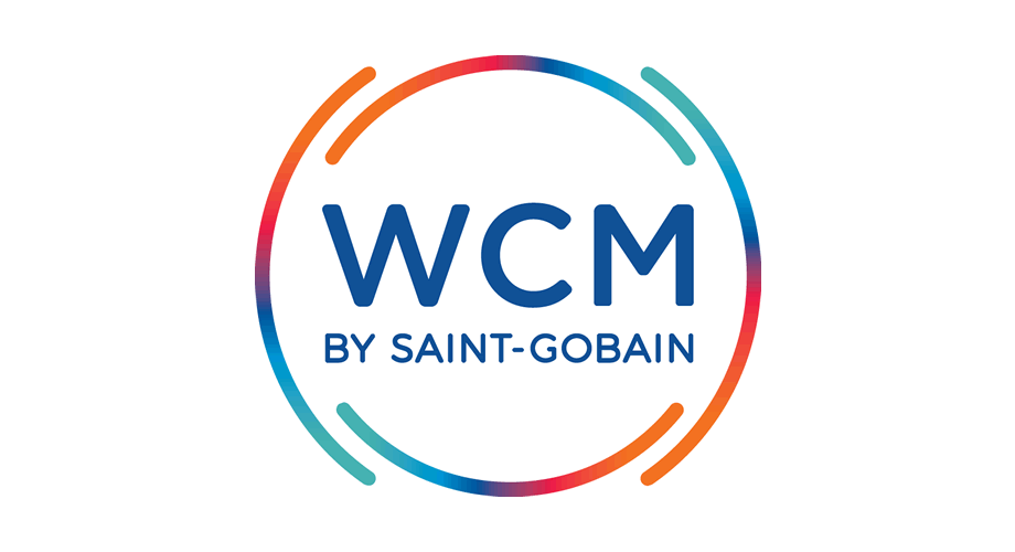 World Class Manufacturing (WCM) by Saint-Gobain Logo