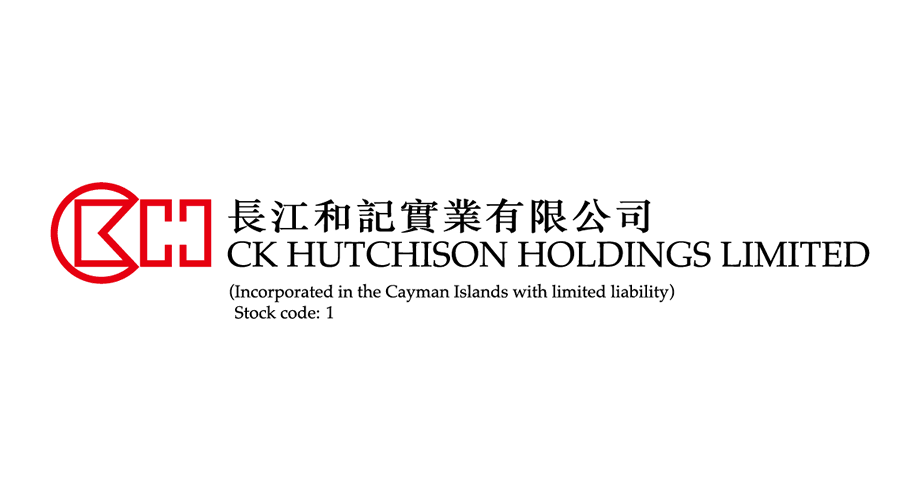 長江和記實業有限公司 CK Hutchison Holdings Limited Logo