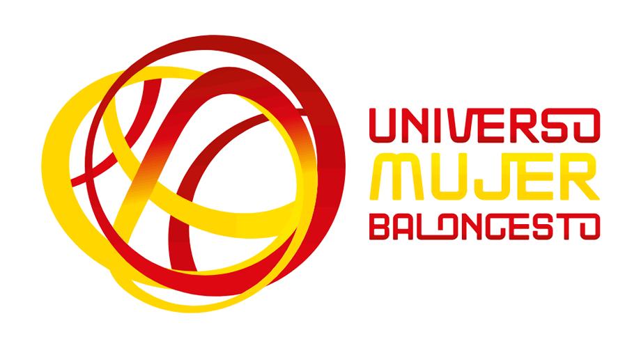 Universo Mujer Baloncesto Logo