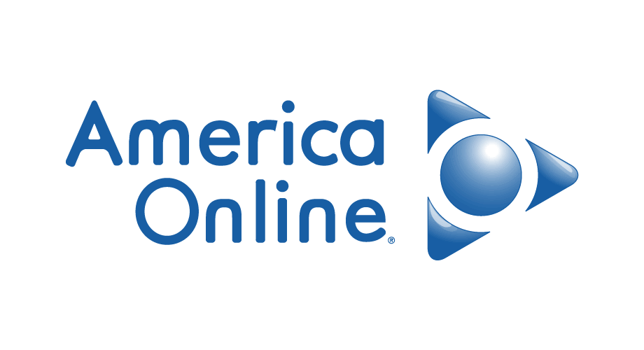 America Online Logo