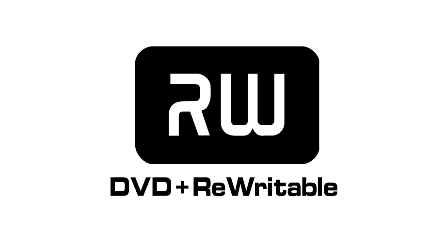 DVD ReWritable RW Logo