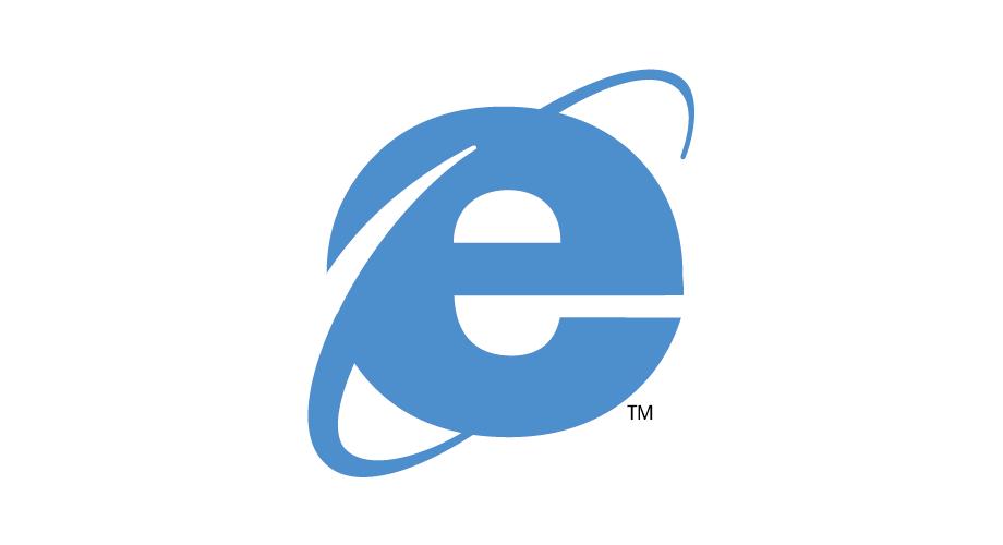 Internet Explorer 4 Logo
