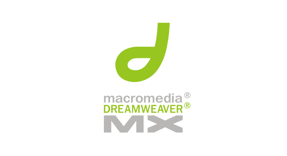 Macromedia Dreamweaver MX Logo
