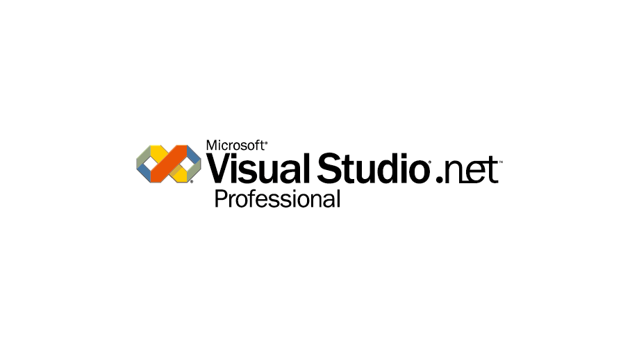 Microsoft Visual Studio .net Professional Logo
