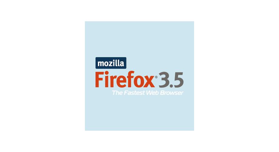 Mozilla Firefox 3.5 Logo