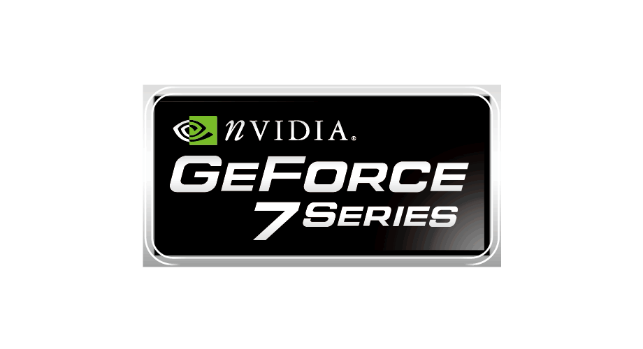 nVIDIA GeForce 7 Series Logo
