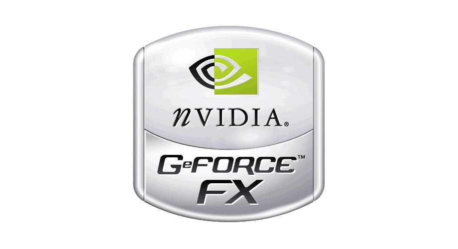 nVIDIA GeForce FX Logo