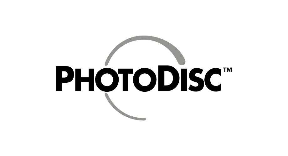 PhotoDisc Logo